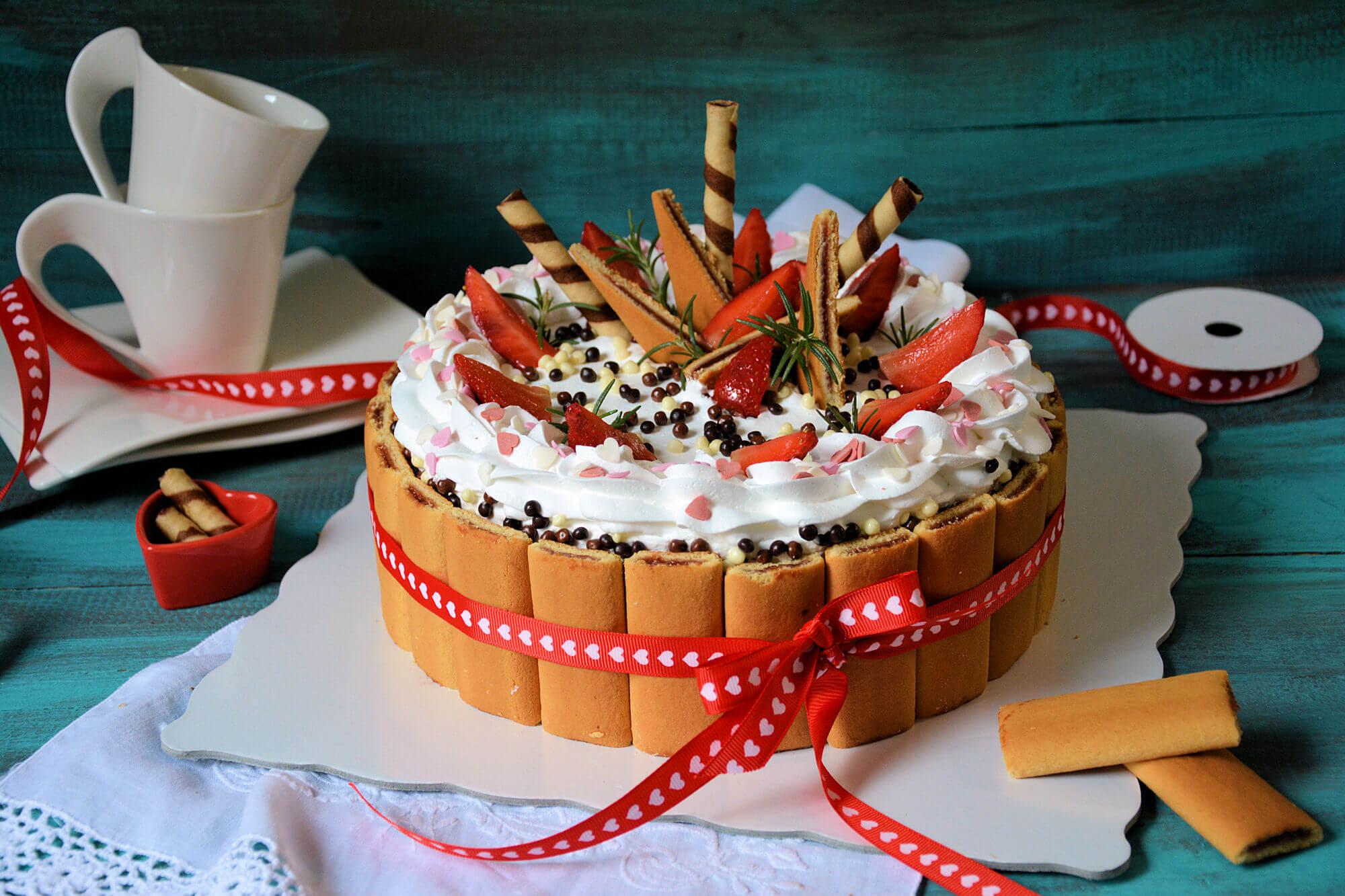 Kremasta Štrudlica torta (video)